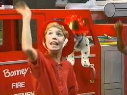 Luci Barney Wiki Fandom Powered by Image Michael As A Firefighter Jpg Barney Wiki Fandom