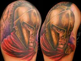 25 impressive warrior tattoos slodive