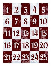 christmas countdown calendar christmas countdown ideas advent calendars easy christmas crafts