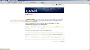 web chat with ejabberd xmpp server step by step to build a chat