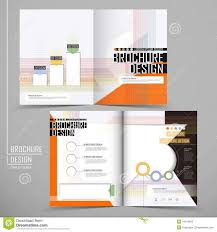 vector modern trifold brochure design template pikpaknews