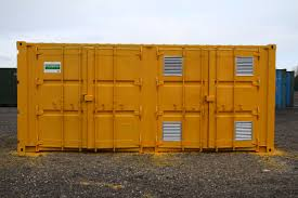 two 20ft shipping container conversions a case study