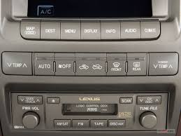 Lexus Gx470 Interior 2009 Lexus Gx Interior U S News U0026 World Report