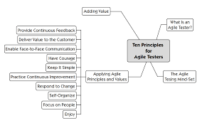 ten principles for agile testers dzone agile