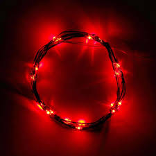 copper soft led lights wire strings starry starry lights