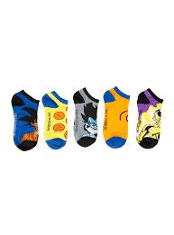 Best No Show Socks Dragon Ball Z Resurrection U0027f U0027 No Show Socks 5 Pair Topic
