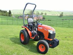 kubota uk has introduced the next generation of compact tractors
