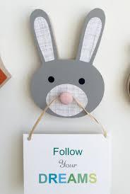themed wall hooks bunny rabbit wall hook bunny rabbit animal bunny rabbit