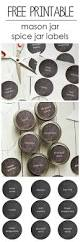 Black And White Kitchen Canisters Best 20 Printable Labels Ideas On Pinterest U2014no Signup Required