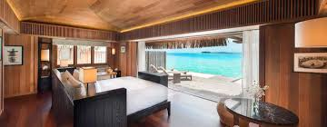 chambre sur pilotis hôtels de luxe à bora bora et vacances 5 étoiles hôtel conrad bora
