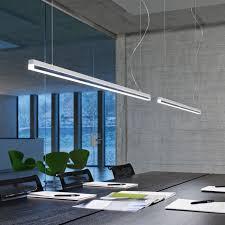 Esszimmerlampen Modern Led Ribag Licht Spina Led Pendelleuchte Arbeitsplatzleuchte