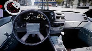 toyota altezza interior toyota ae86 trueno initial d for gta 4