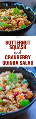 best 25 cranberry quinoa salad ideas on vegan
