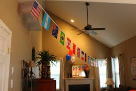 Olympic Themed Decorations Olympics Themed Party Ideas Findyourhealthy Classy Mommy