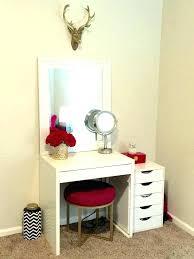 vanity desk with mirror ikea ikea dressing table mirror renovace toneru info