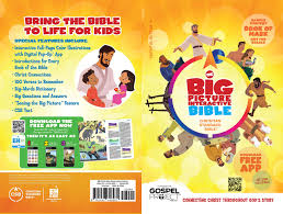 the csb big picture interactive bible hardcover the big picture