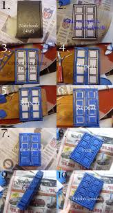 250 best doctor who diy images on pinterest doctor who sonic tutorial tardis journal by katien22 on deviantart