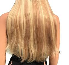 shantique halo hair extensions color 1822 size 20