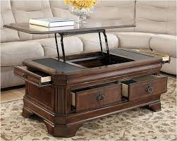Coffee Table Lift Top Lift Top Coffee Table With Storage Drawers Remarkable