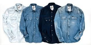 Baju Levis Biru sejarah kemeja denim hingga sekarang rookets