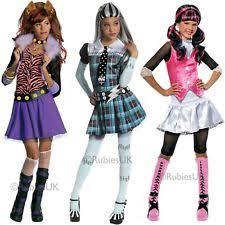 Monster Halloween Costumes Girls Girls Halloween Costumes Monster Ebay