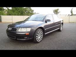2004 audi a8l problems 2004 audi a8 l start up engine and in depth tour