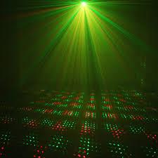 christmas tree laser lights alien red green motion star dots xmas laser light show projector