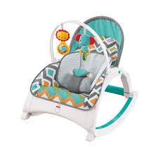 Newborn Baby Swing Chair Fisher Price Newborn To Toddler Rocker Glacier Wave Fisher