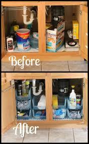 kitchen sink storage ideas sink cabinet organization organizing organizations and sinks
