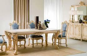 italian dining room sets traditional blue colored chairs for italian dining room decorating