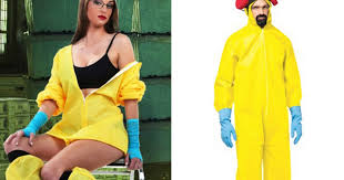 breaking bad costume breaking bad walter white costume revealed mirror