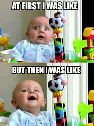 Laughing Baby Meme - the 32 funniest baby memes all in one place youtube babies and guy