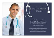 top 18 medical graduation invitations that maybe you are