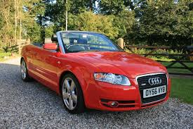 used audi a4 s line convertible cars for sale motors co uk