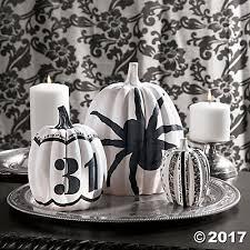 pumpkin black and white pumpkin make your own painted pumpkins gluesticks
