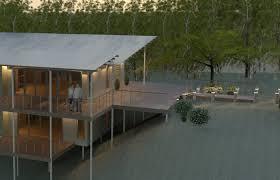 sloping block house designs bush and beach homes i would make