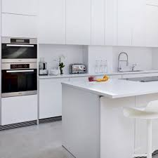 backsplash white shiny kitchen cabinets white kitchens ideal