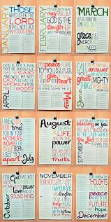scripture calendar idea for any type of text could add a