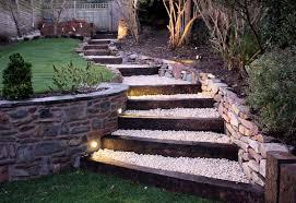 Backyard Steps Ideas Truly Innovative Garden Step Lighting Ideas Garden Club