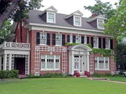 georgian colonial homes cheap atlanta homes styles predominant