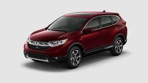 honda crv colors 2018 2019 new car relese date