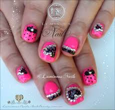 pictures of cute pink nails images