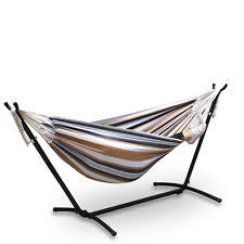 portable folding hammock guide gear bed patio lounger travel sleep