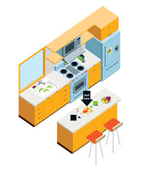 Kitchen Organization Chart Of A Large Hotel - a step by step plan to a clean kitchen real simple