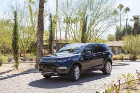 land rover mitsubishi new land rover discovery sport gets launch edition in the us