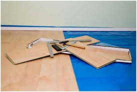 can you install laminate flooring carpet