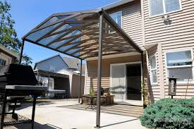 Vinyl Patio Roof Free Standing Vinyl Patio Cover Kits Patio Outdoor Decoration