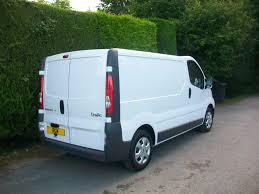 renault van used 2013 renault trafic sl27 dci van vauxhall vivaro for sale in