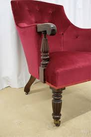william iv mahogany armchair for sale antiques com classifieds
