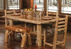 Rustic Dining Room Furniture Sets - miraculous rustic dining room table sets country style at